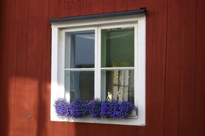 Porvoo windows