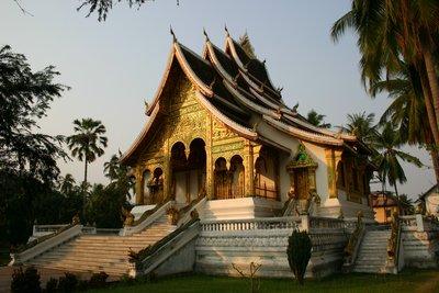 Loatian Temple