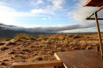 Namibe Desert