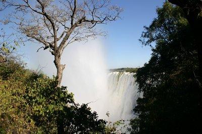 Vic Falls - Zambian side