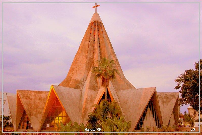 Maputo's Church