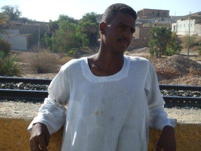 Leaving Aswan