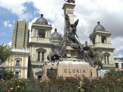 Main Square La Paz