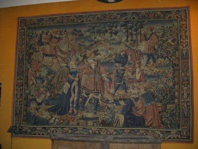 Tapestry Hotel Dieu, Beaune