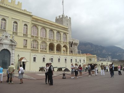 Royal Palace Monaco
