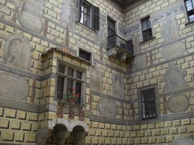 Palace of Cesky Krumlov