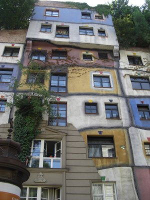 Hundertwasser Haus