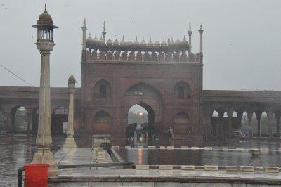 Jami Masjid, Delhi