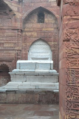 Ancient tomb at Qutb Minar