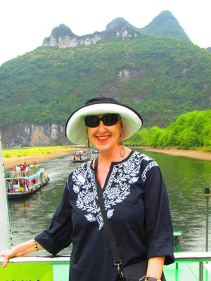 Celina and the Li River