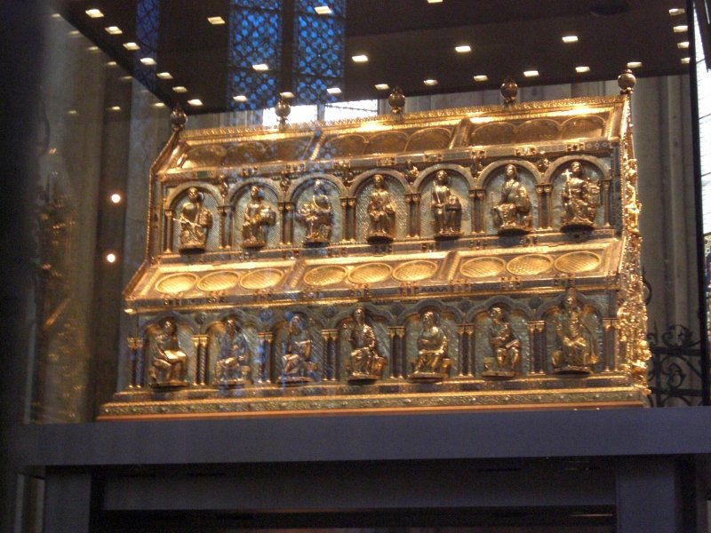 Reliquary of the Magi, Cologne Cathedral