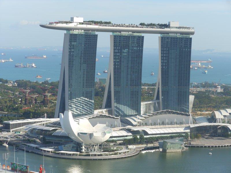 Singapore Marina Sands Hotel
