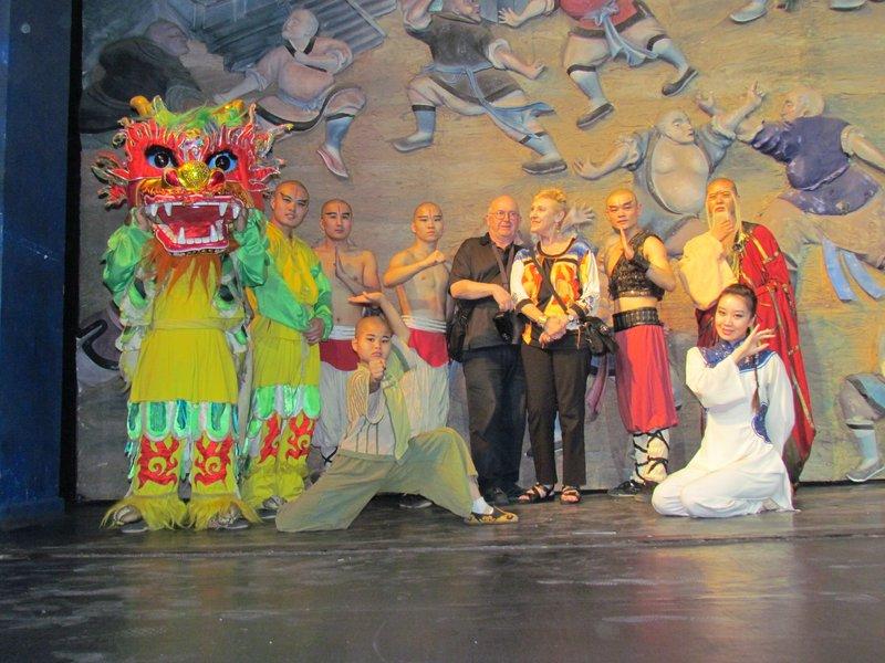 Kung Fu Spectacular, Beijing