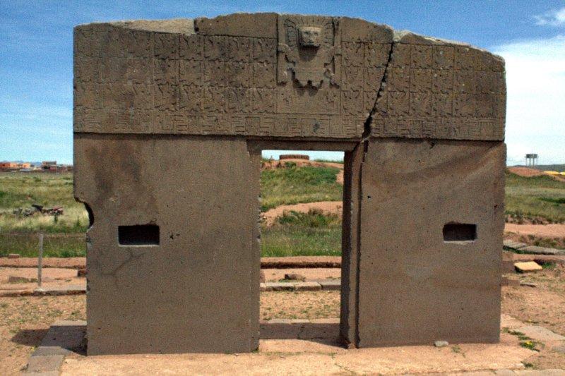 Sun Gate Tiwanuku