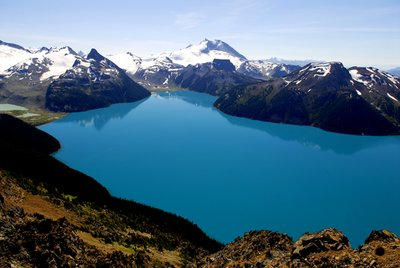 Garibaldi lake