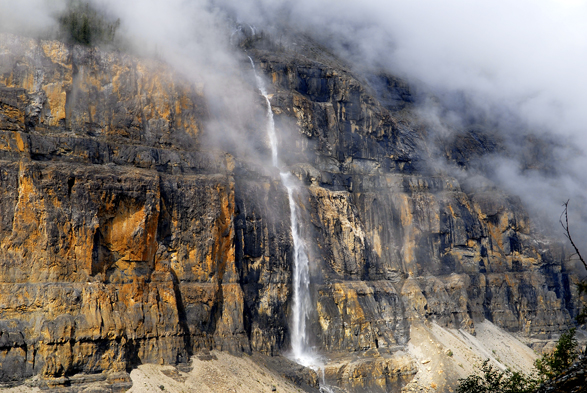 Valley of the thousand falls