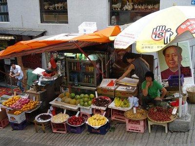 Hkong market