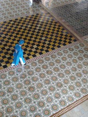 saigon7coadai floor