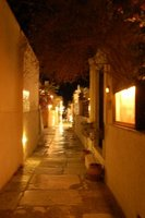 Alley of Oia