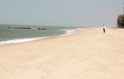 Beach in Mangalore
