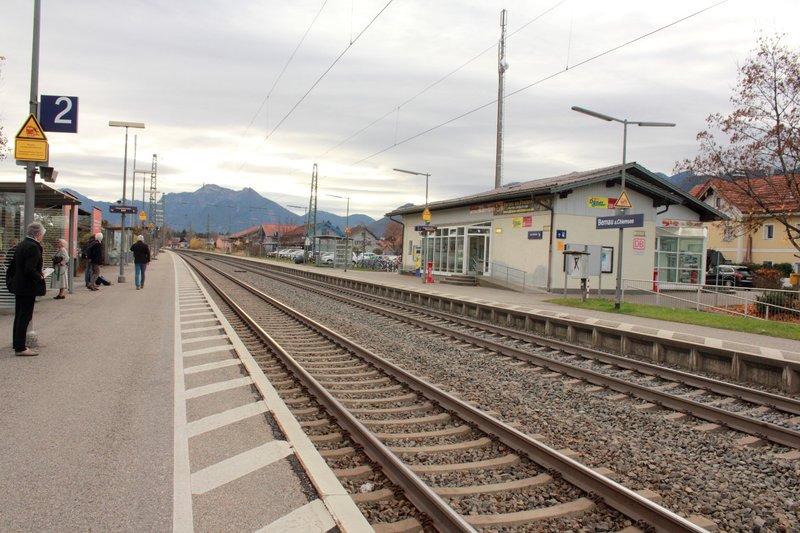 Bernau Railway Station