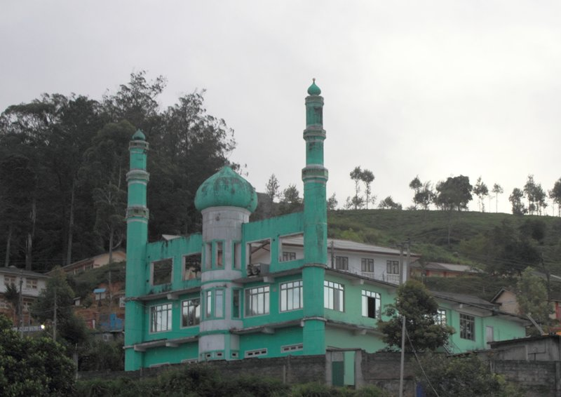 Jumma Mosque in Haputale