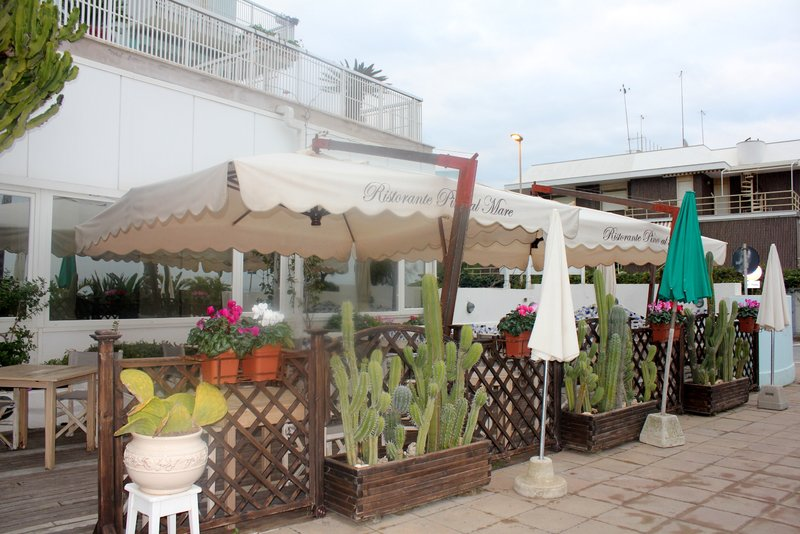 Restaurant Pina Del mare