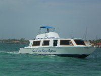 Water Taxi, Belize