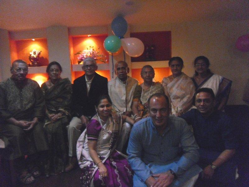 Aunti and Uncle's 50th Wedding Anniversary in Kolkata