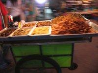 fast food - fried scorpians