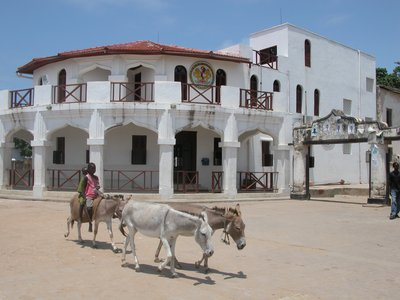 Lamu District Commissioner's Office Building