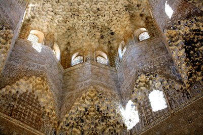The Alhambra Palace, Granada, Spain - 10