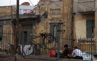 Urban living in Egypt