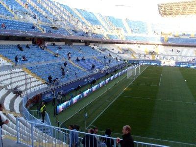 Malaga CF, La Rosaleda