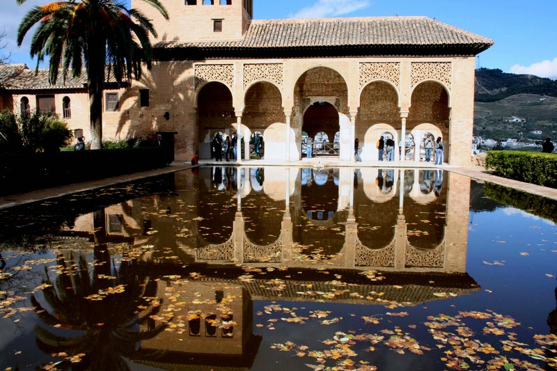 The Alhambra Palace, Granada, Spain - 14