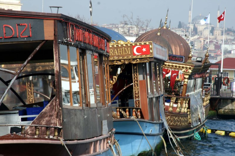 Istanbul Boats