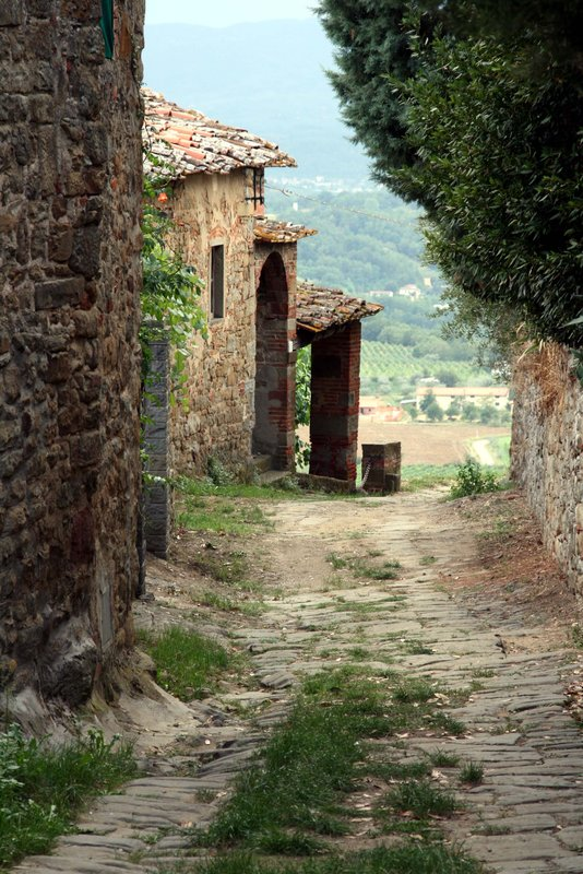 Gropina, Tuscany