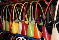 Handbags in Florence Market.