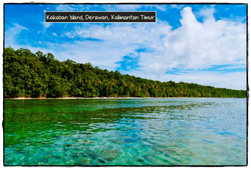 Maratua Island, Derawan Archipelago