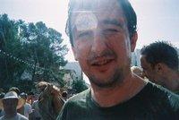 Me also at La Tomatina