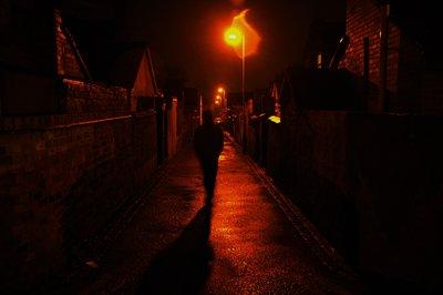 Shadowy Stranger