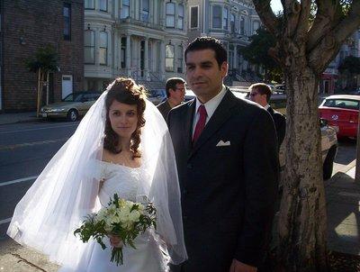 Alexander and Tatiana Phillips