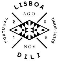 Logo Lisboa-Dili 2015