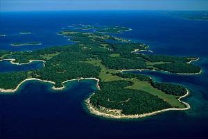 CROATIA LANDSCAPE - BRIJUNI ISLANDS