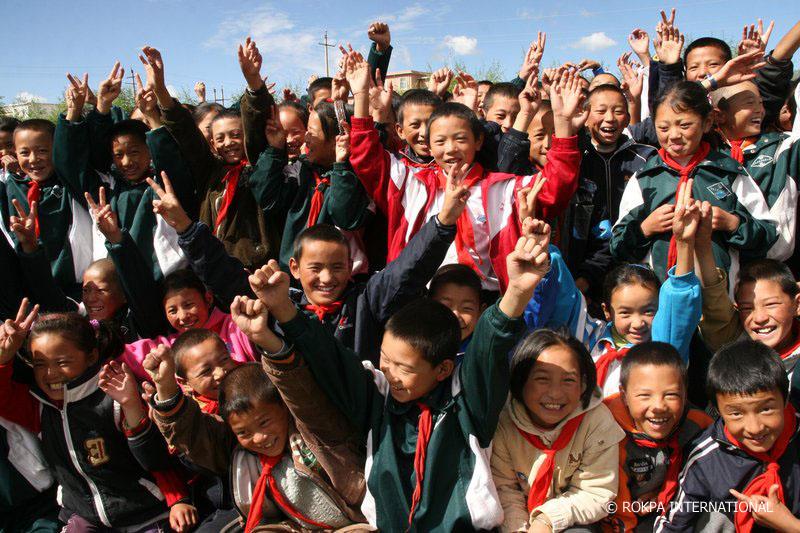 Semchen Niyda School in Shangri-la