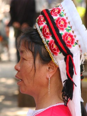 Chinese tribal minority