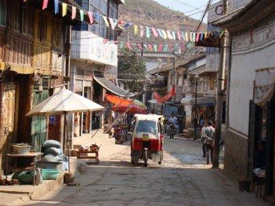 Shuanlang street scene