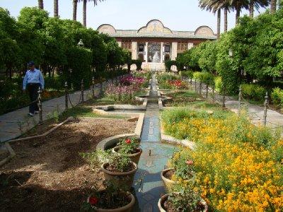 Naranjestan Garden