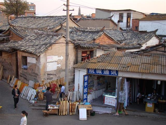 old quarter Juanshui