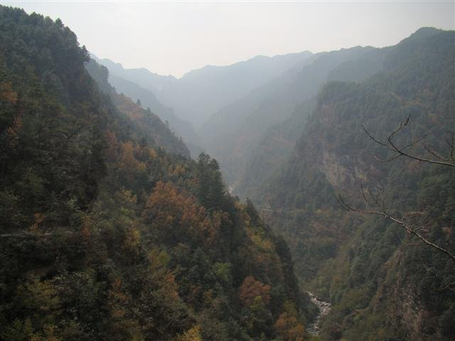 Cangshan hills